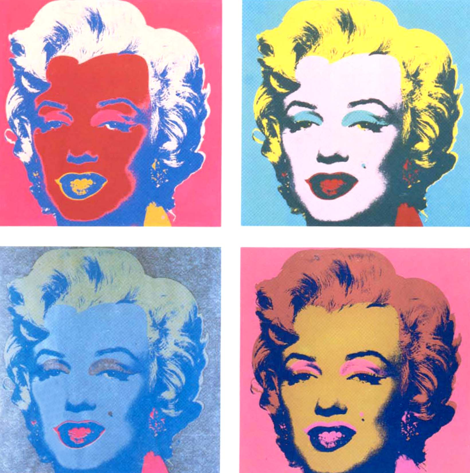 Populaire Andy Warhol And Pop Art Style | PaintYourLife Blog NX89